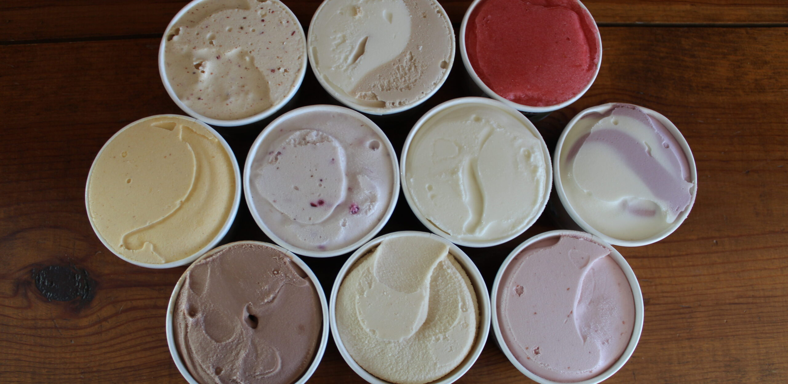 Honey Ice Cream Flavors